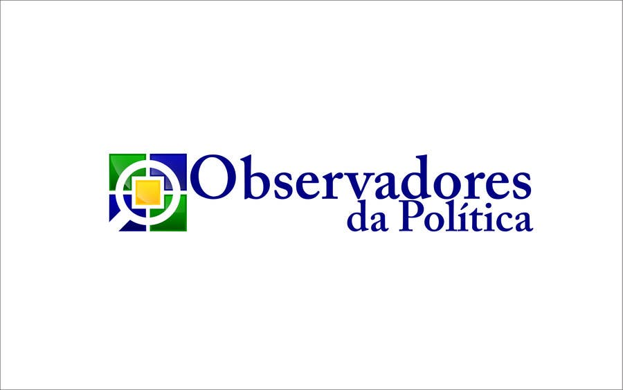 #36 for Projetar um Logo for Observadores da Política by taganherbord