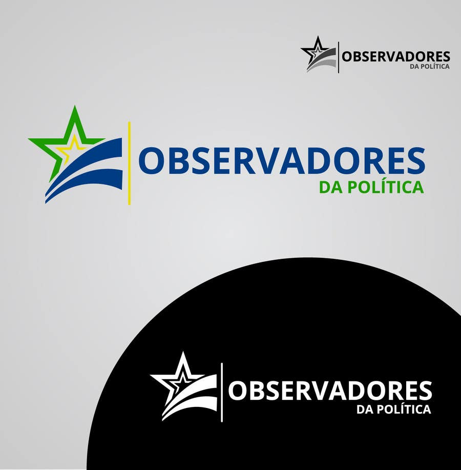 #169 for Projetar um Logo for Observadores da Política by premkumar112