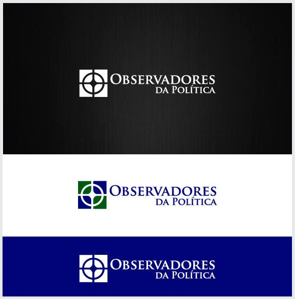 #107 for Projetar um Logo for Observadores da Política by skrDesign21