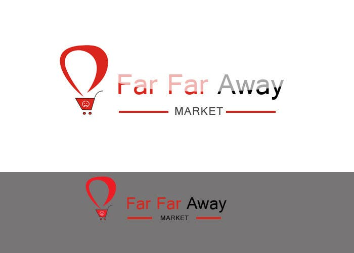 Inscrição nº 82 do Concurso para Design a Logo for Far Far Away Market