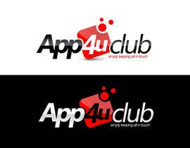 #407 for Logo Design for App 4 u Club by twindesigner