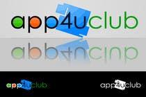 Graphic Design Kilpailutyö #92 kilpailuun Logo Design for App 4 u Club