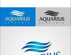 #232 for Design a Logo for Aquarius Accounts by premkumar112