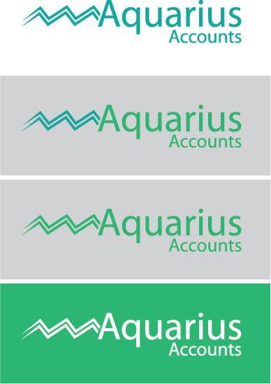 #2 for Design a Logo for Aquarius Accounts by lucaskais