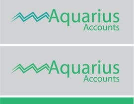 #2 untuk Design a Logo for Aquarius Accounts oleh lucaskais