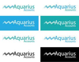 #206 untuk Design a Logo for Aquarius Accounts oleh lucaskais