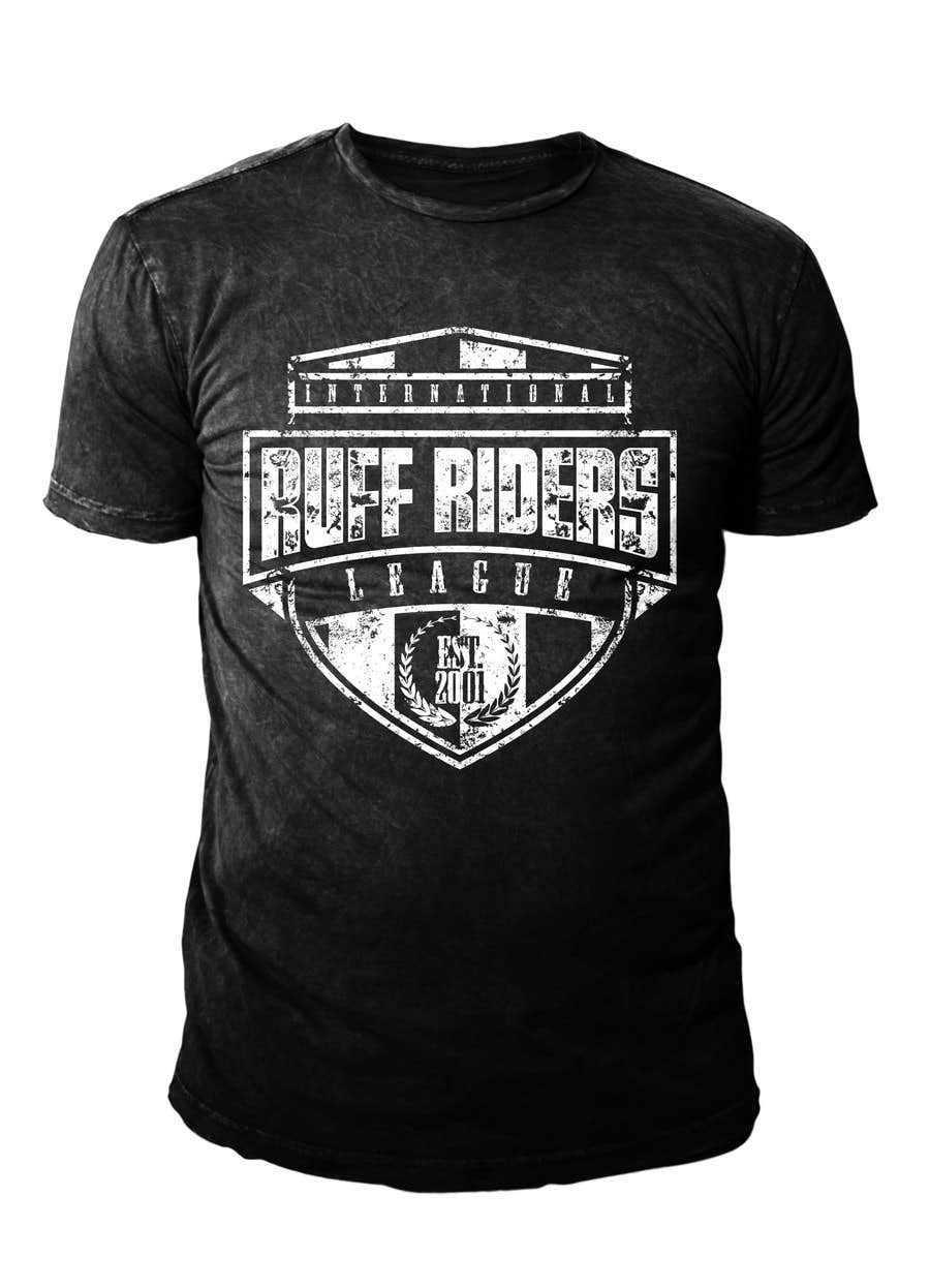 Shirt design contest -  32 For T Shirt Design Contest For The Ruff Rider Co Clothing Brand