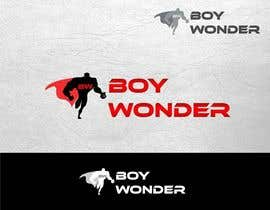 #105 for Design a Logo for boy wonder af sunnnyy