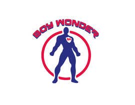 #75 para Design a Logo for boy wonder por anamiruna