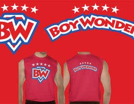 #91 para Design a Logo for boy wonder por stanbaker
