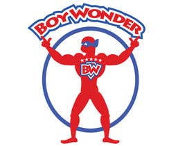 #150 for Design a Logo for boy wonder by stanbaker
