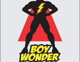 #146 para Design a Logo for boy wonder por lanangali
