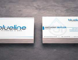 Design some business cards and fridge magnet for blueline plumbing 99 for design some business cards and fridge magnet for blueline plumbing by vavika colourmoves