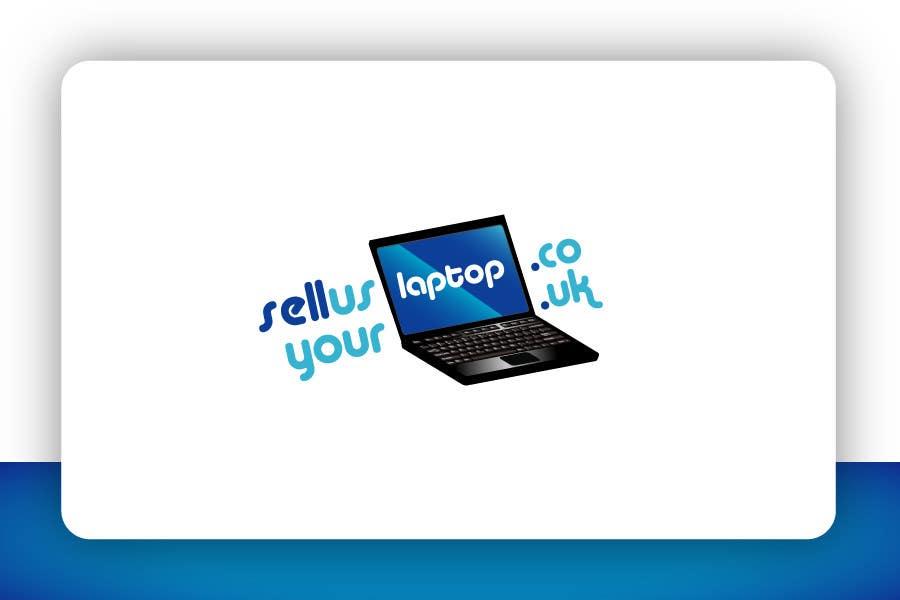 Kilpailutyö #49 kilpailussa Logo Design for sellusyourlaptop.co.uk