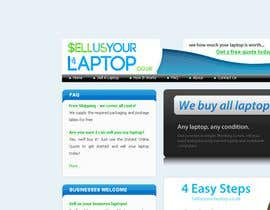 #85 สำหรับ Logo Design for sellusyourlaptop.co.uk โดย shardanil