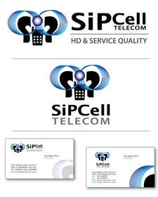 #71 for Design a Logo for Telecom Business by JosephMarinas