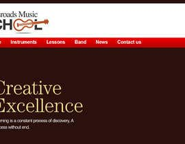 #1 for Update website for Crossroads music school by yogen1
