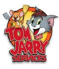 Entry # 25 for Design a Logo for Tom and Jarry Services - NB this logo must be based upon Tom and Jerry and include characters based on this. DO not submit unless this is done by