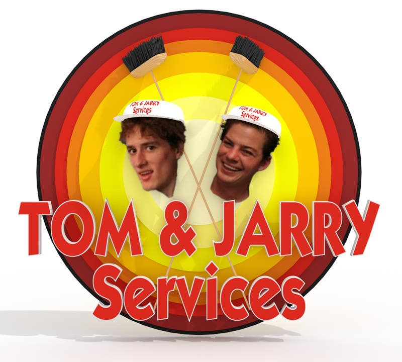 #24 for Design a Logo for Tom and Jarry Services - NB this logo must be based upon Tom and Jerry and include characters based on this. DO not submit unless this is done by rubicsys