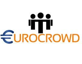 #1 for Design a logo for EUROCROWD af sweetzahid