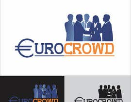 #113 for Design a logo for EUROCROWD af quangarena