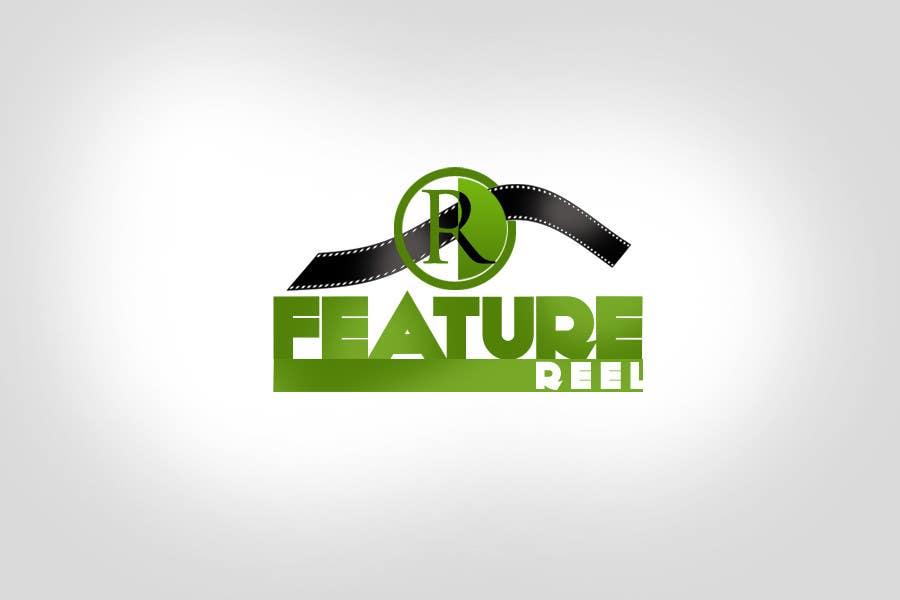 Natečajni vnos #                                        153                                      za                                         Logo Design for Feature Reel