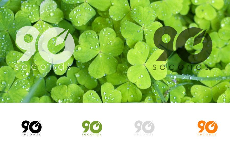 #68 for Design a Fresh Logo for 90 Seconds by commharm