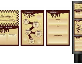 #24 for Graphic Design for Bentley's Chocolate Bar by cowboyrg