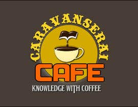 #66 for Design a Logo for Caravanserai café af ravisankarselvam