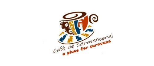 #4 for Design a Logo for Caravanserai café by killerjack41