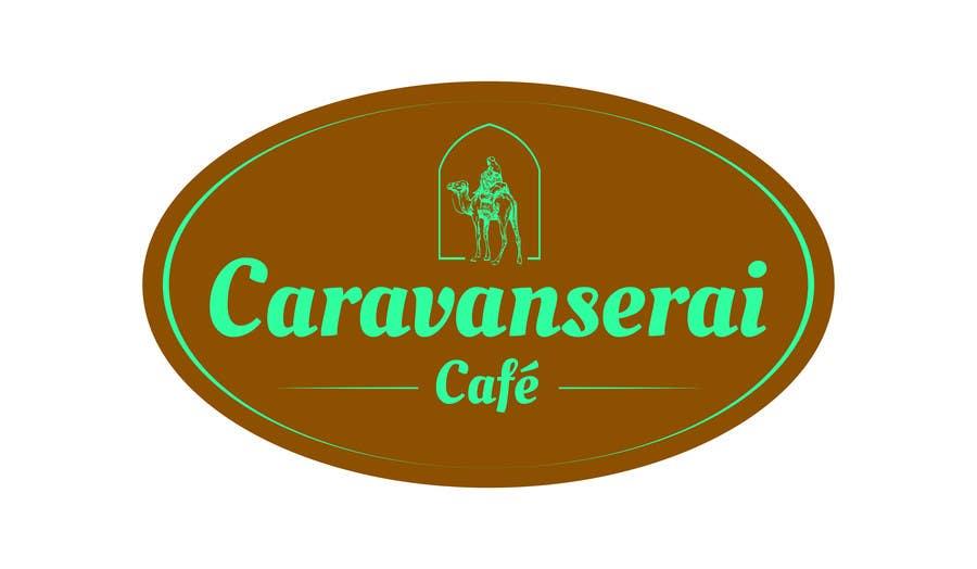 #50 for Design a Logo for Caravanserai café by studioprieto