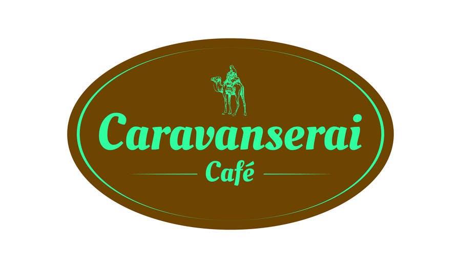 #52 for Design a Logo for Caravanserai café by studioprieto