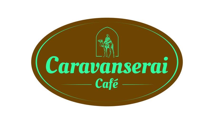 #53 for Design a Logo for Caravanserai café by studioprieto
