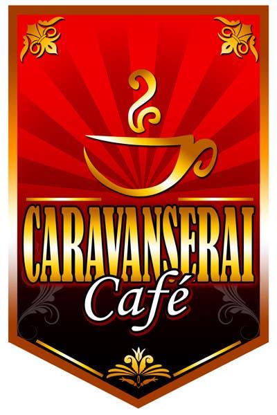 #12 for Design a Logo for Caravanserai café by jmcaguioa