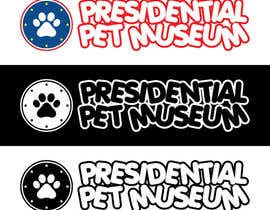 #114 cho Design a Logo for Presidential Pet Museum bởi cwyee512