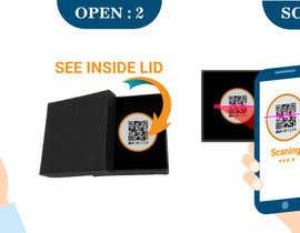 #17 para Infographic for how to login to app using QR code de pranj007
