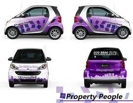 nº 18 pour I need some Graphic Design for a company car par Christina850