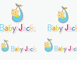 #37 for Design a Logo for BabyJack by DianPalupi