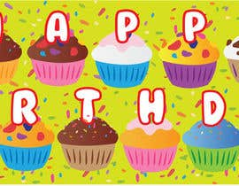 #18 para i need 5 designs for birthday banners por GreenworksInc