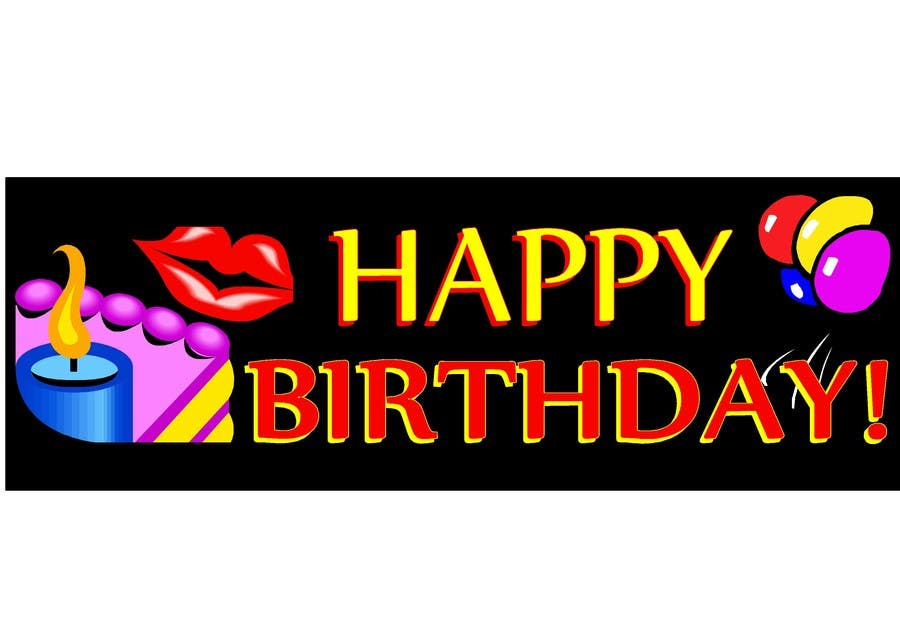 #8 for i need 5 designs for birthday banners by ELNADEJAGER