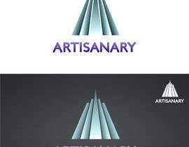 #54 for Design a Logo for Artisanary af HallidayBooks