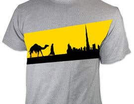 #83 for Design a T-Shirt for Dubai! af jaskovw
