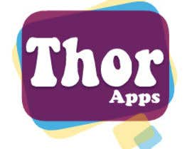 nº 164 pour Design a Logo for Thor Apps par SAZ13