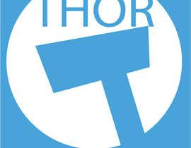 #82 para Design a Logo for Thor Apps por tioireng