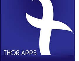 nº 108 pour Design a Logo for Thor Apps par ArchCEO