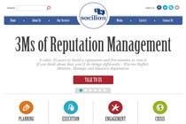 Website Design Contest Entry #1 for Design a Website Mockup for a Sub domain