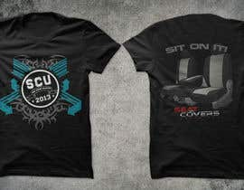 #29 untuk Logo Design for Seat Covers Unlimited T-Shirts oleh armanlim