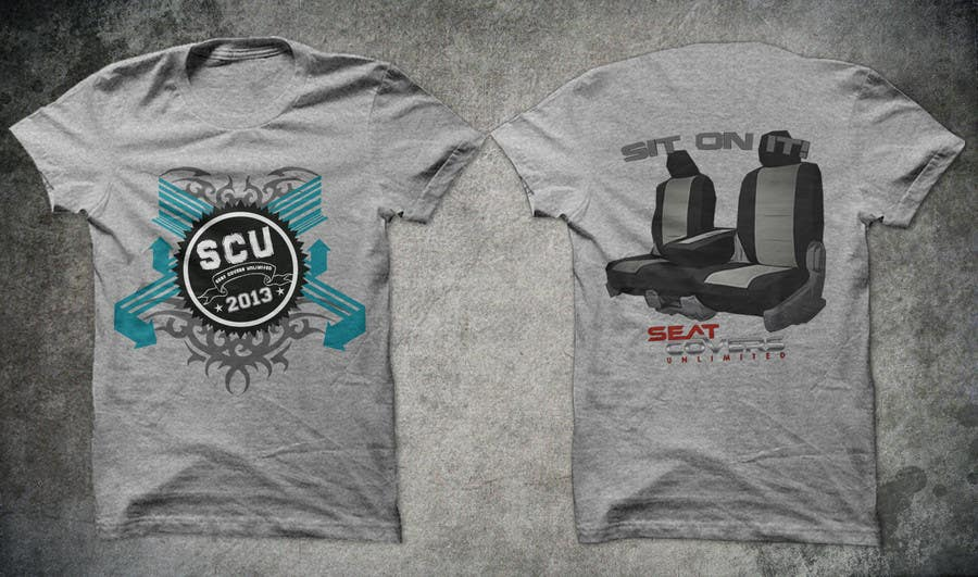 #30 for Logo Design for Seat Covers Unlimited T-Shirts by armanlim