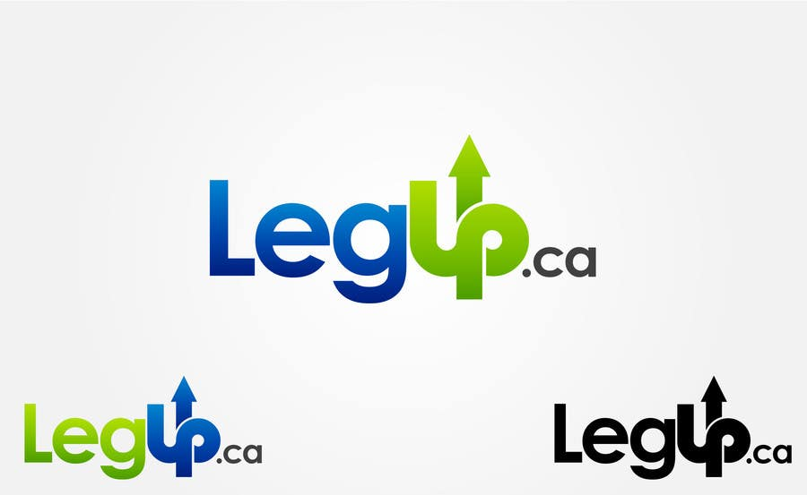 "#18 for Design a Logo for Crowdfunding Site ""LegUp.ca"" by taganherbord"