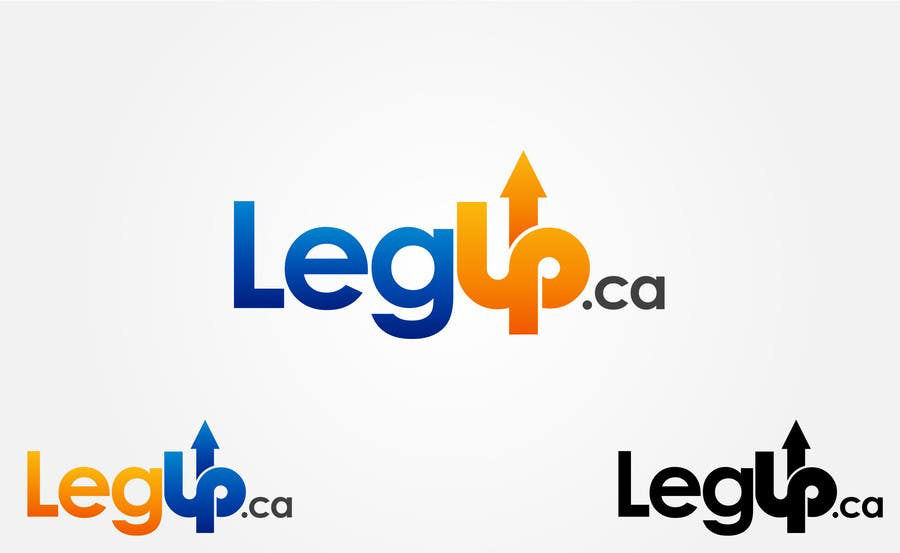 "#19 for Design a Logo for Crowdfunding Site ""LegUp.ca"" by taganherbord"